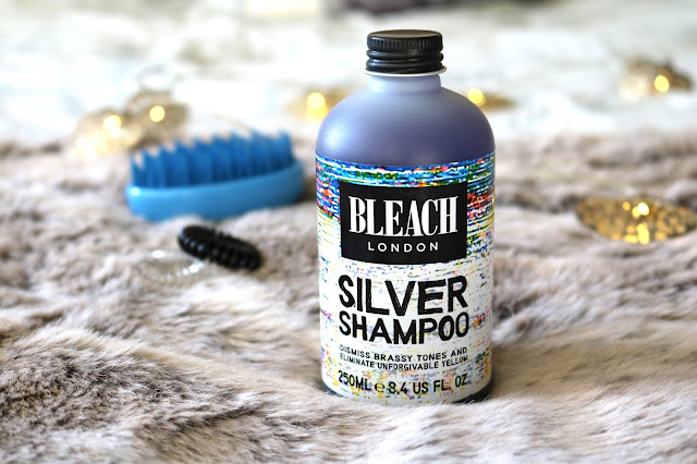 bleach london silver shampoo review