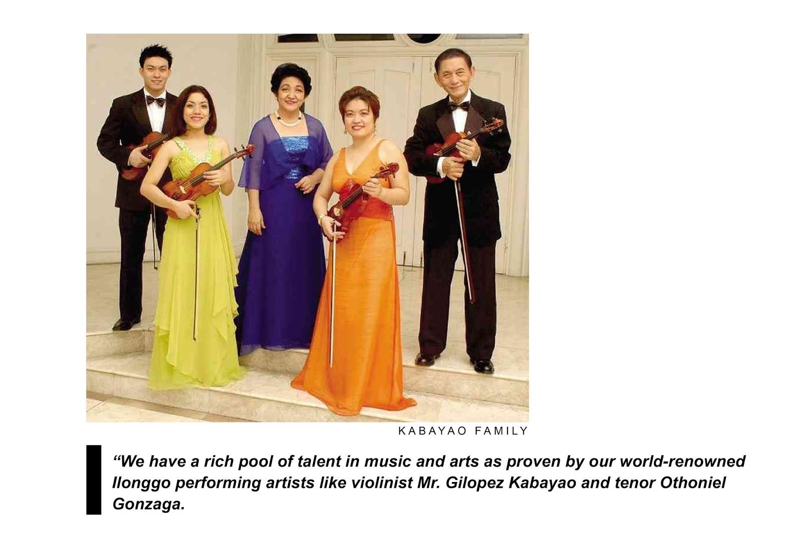 Kabayao Family