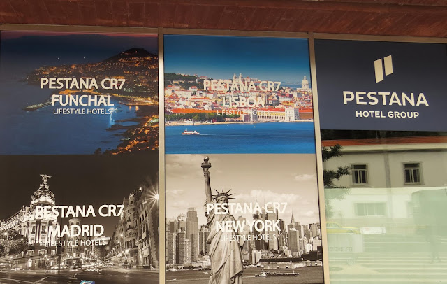 Pestana CR7 collection hotels