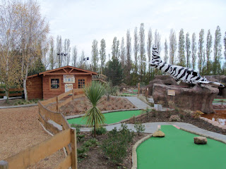 Mr Mulligan's Dino Adventure Golf in Sidcup