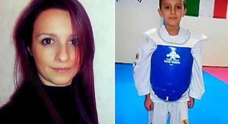 Wicked Mom Murdered 8years Old Son, After Caughting Her Having Sex