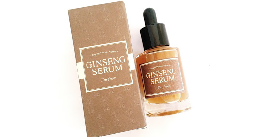 I'm From Ginseng Serum Review