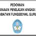 Download Pedoman Penilaian Angka Kredit Jabatan Fungsional Guru Tahun 2018/2019
