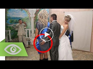 TOP 10 The Worst Happiness On Weddings