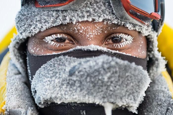 Las temperaturas extremas del ser humano, curiosidades
