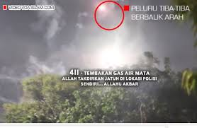 Coba Tonton Ini, Allah Bantu Islam! Peluru Polisi Balik Arah Saat Habib Rizieq Berdoa!