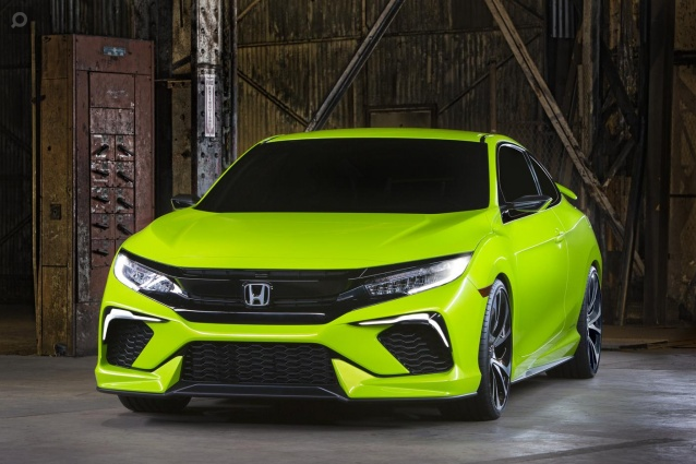 2017 Honda Civic Type R Rumor, Specs ,Picture and Release Date
