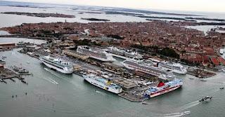 Venezia, tracciare la road map del porto verso l'inferno