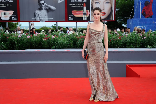 HQ Photos of Judith Chemla at Une Vie Premiere at 2016 Venice Film Festival
