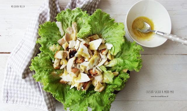 Caesar Salad a modo mio