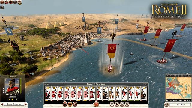 Total War ROME II  Emperor
