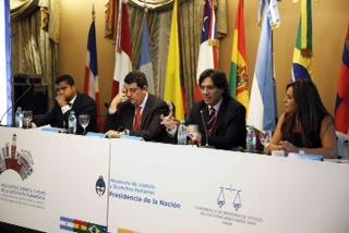 Garavano abrió el encuentro sobre el futuro de la justicia sudamericana