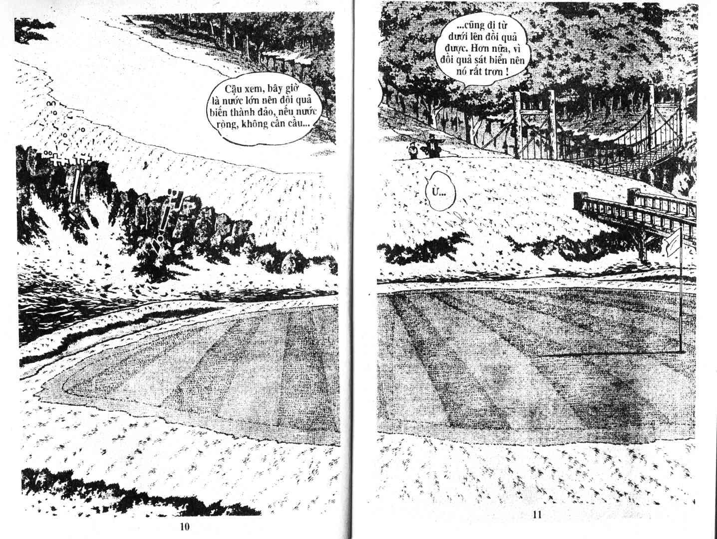 Ashita Tenki ni Naare chapter 50 trang 4