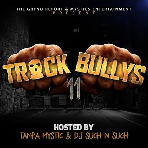 """Track Bullys 11"" | @thegryndreport @tampamystic @djsuch_n_such"