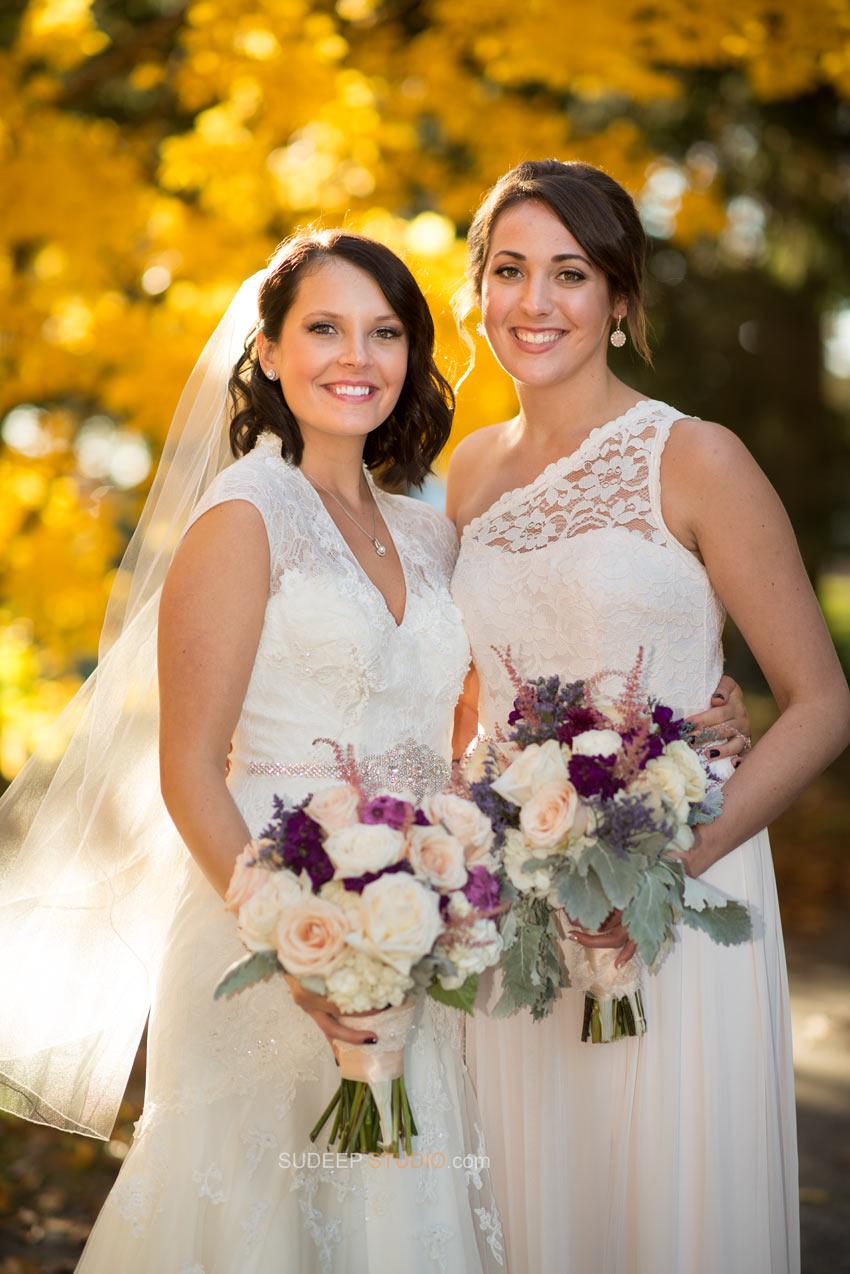 Best Bridesmaid Maid of Honor Dress Ann Arbor Downtown Wedding Potraits - Sudeep Studio.com Ann Arbor Photographer