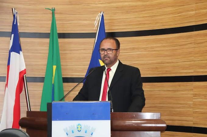 NOTÍCIAS DO MANDATO | Valdemir Dias cobra de Herzem Gusmão o cumprimento de promessas de campanha