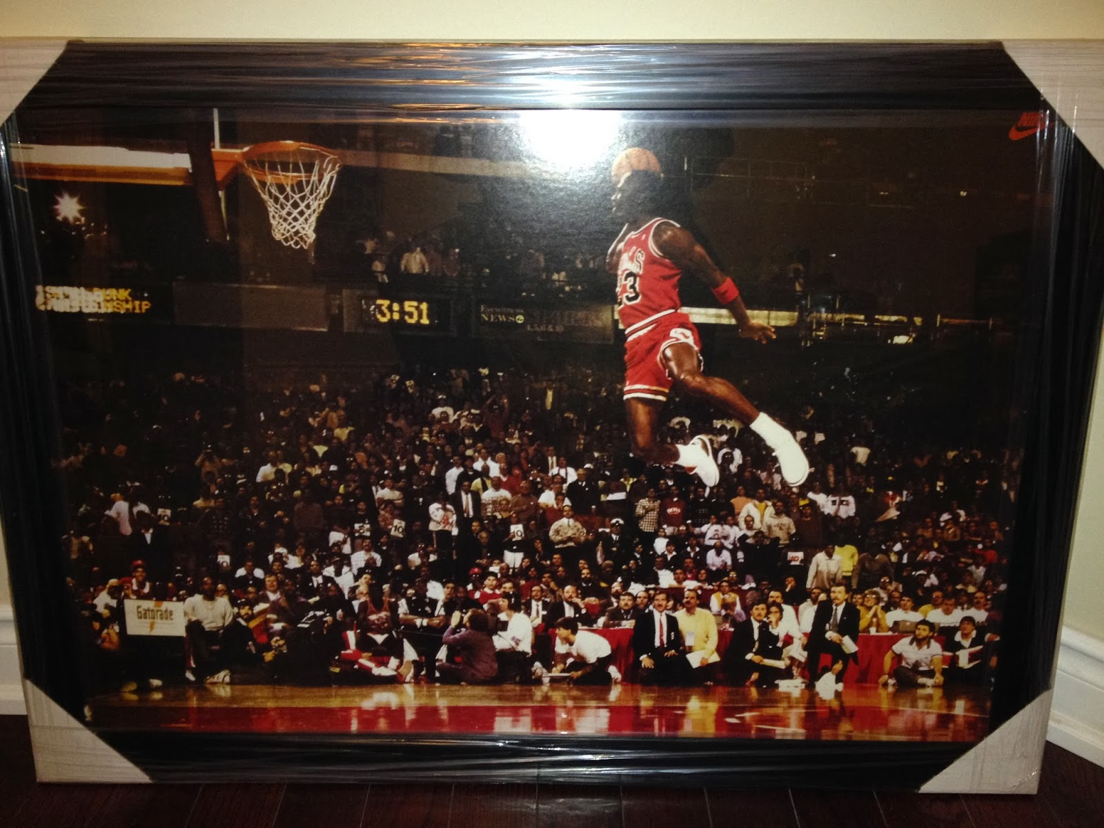 watch 28e61 b1506 1988 Slam Dunk Championship x Michael Jordan