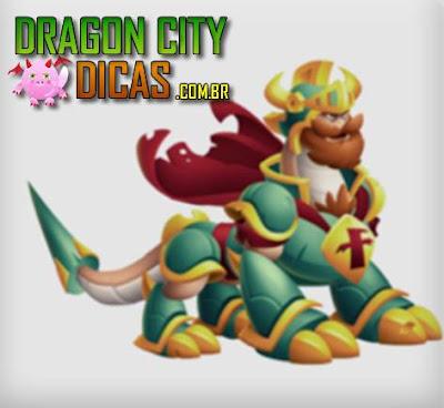 Dragão Arzur - Informações