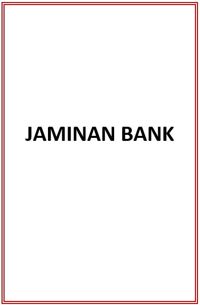 Jaminan Bank