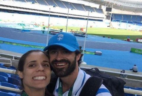 """Κορίτσαρος και """"έξω καρδιά"""" άνθρωπος! Γνωρίστε την Χρυσή μας Ολυμπιονίκη, Κατερίνη Στεφανίδη! (PHOTOS)"""
