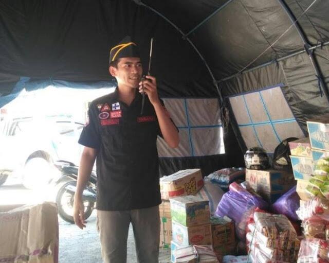 Innalillahi, Relawan Banser Meninggal Saat Penanganan Dampak Gempa Sulteng
