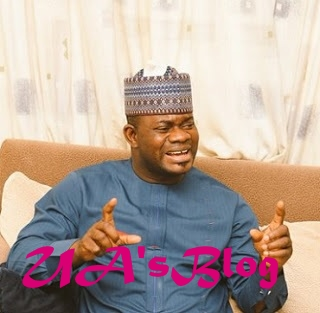 IF YOU LIKE GO AND MEET DONALD TRUMP, I DON'T CARE – YAHAYA BELLO TO KOGI WORKERS (VIDEO)