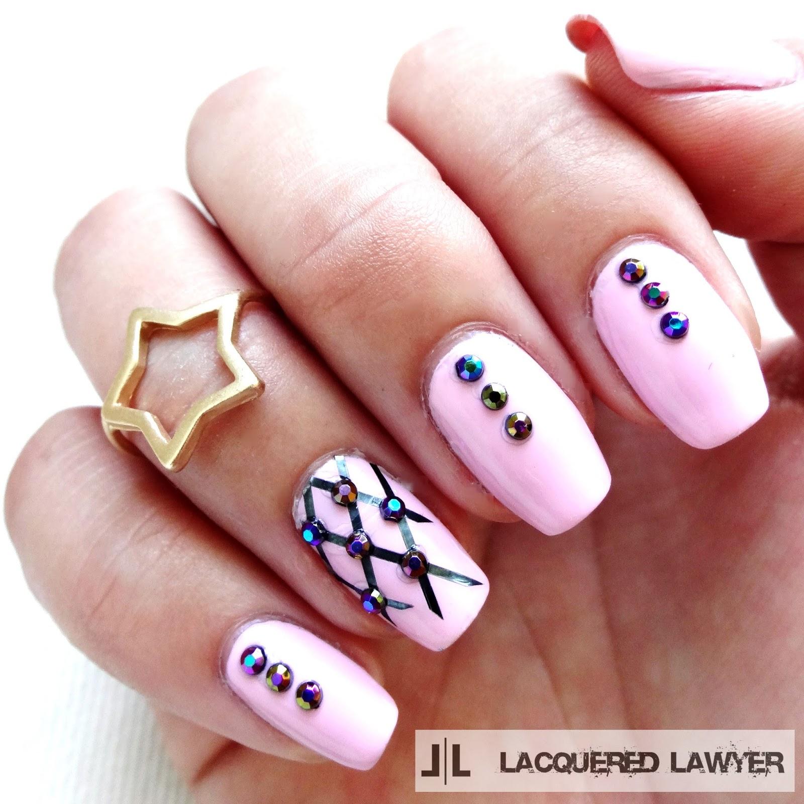 Lacquered Lawyer | Nail Art Blog: Nail Tape