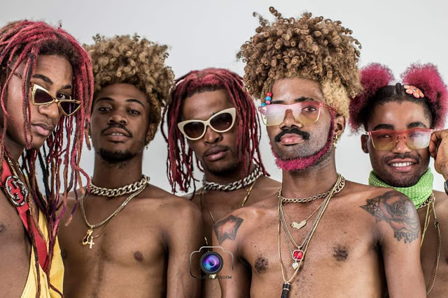 Os Nandakos - Eyaye (Afro House) [Download]
