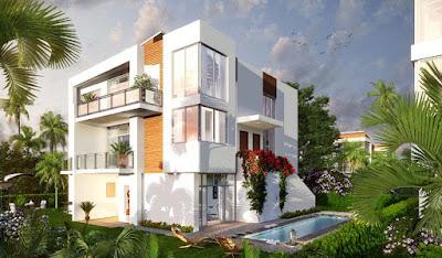 Duplex apartments in Goa