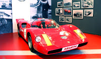Fiat Abarth Sport 2000 SE010, 1968