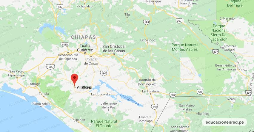 Temblor en México de Magnitud 4.1 (Hoy Miércoles 19 Agosto 2020) Sismo - Epicentro - Villaflores - Chiapas - CHIS. - SSN - www.ssn.unam.mx