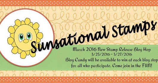Sunsational Stamps March Release Blog Hop