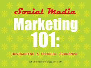 header art for article on the Google Plus social media site