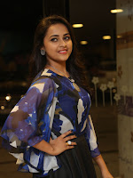 Sri Divya glamorous at Kashmora event-cover-photo