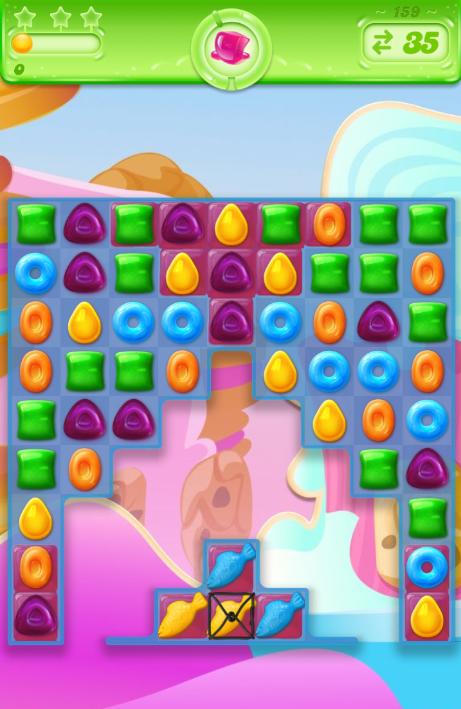 Candy Crush Jelly Saga 159