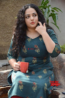 Nithya Menon promotes her latest movie in Green Tight Dress ~  Exclusive Galleries 051.jpg