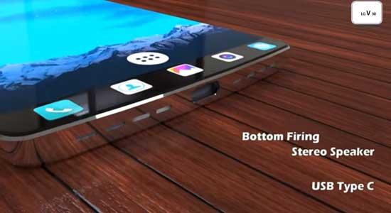 LG V30 G6 Footer