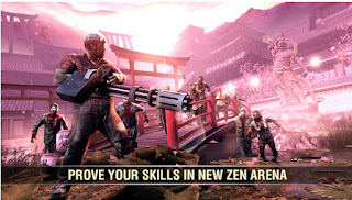 Dead Trigger 2 Mod Apk v1.5.0 Infinite Ammo + Data for Android (All GPU)