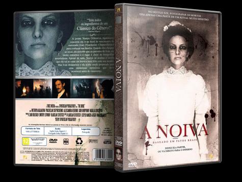 Capa DVD A Noiva [Custom]