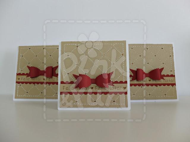 DIY - Tutorials - Tarjetas Navidad - La Pareja Creativa - Scrapbooking