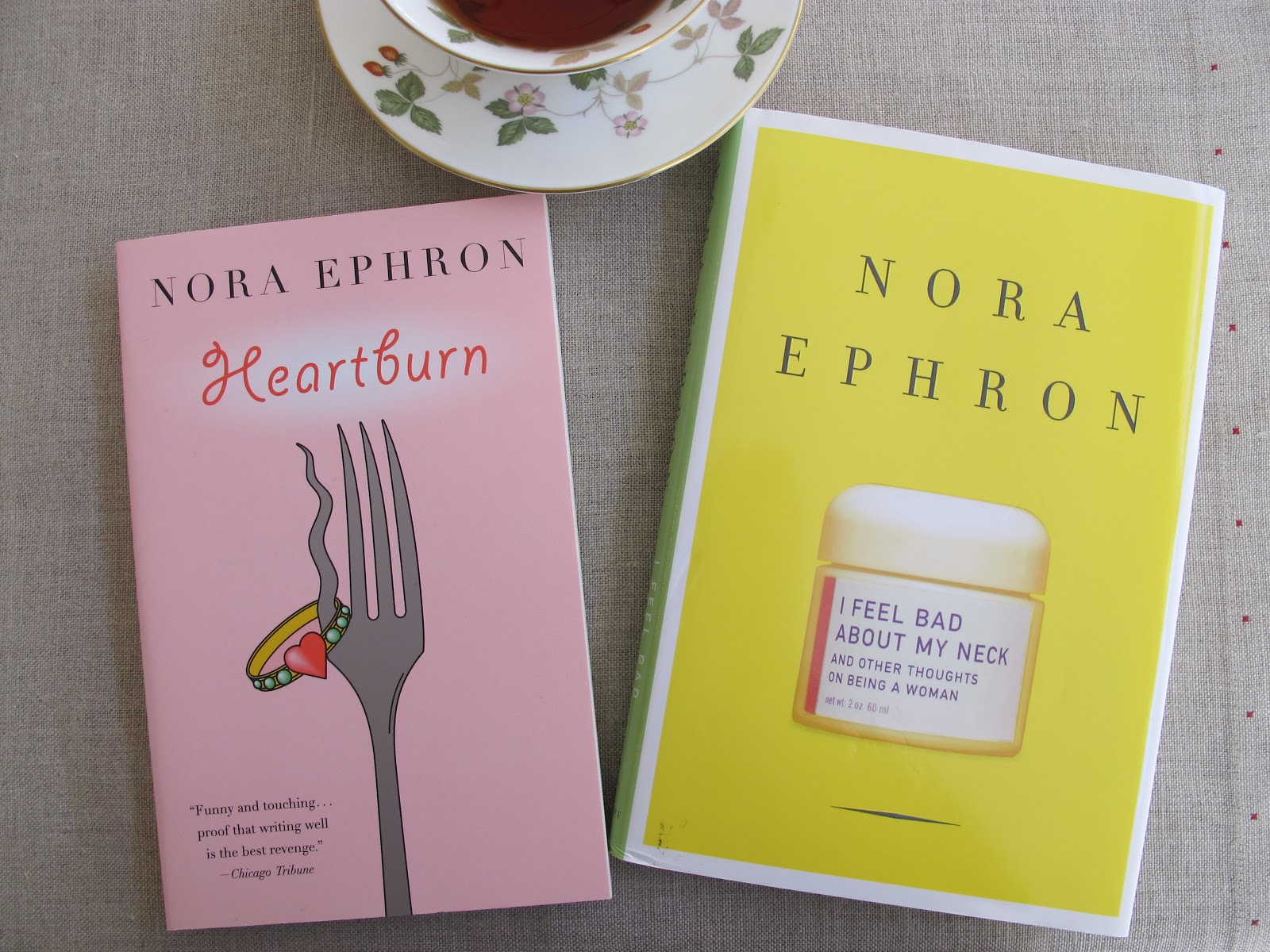 ciao domenica reading nora ephron most of us had heartburn when it was published thirty years ago rereading this book was a pleasure it felt like ing an old friend
