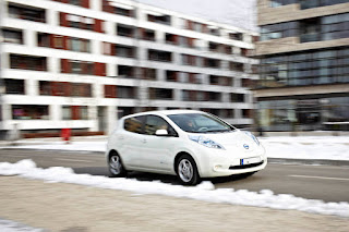 Im Winter Elektroautos beim Laden vorheizen