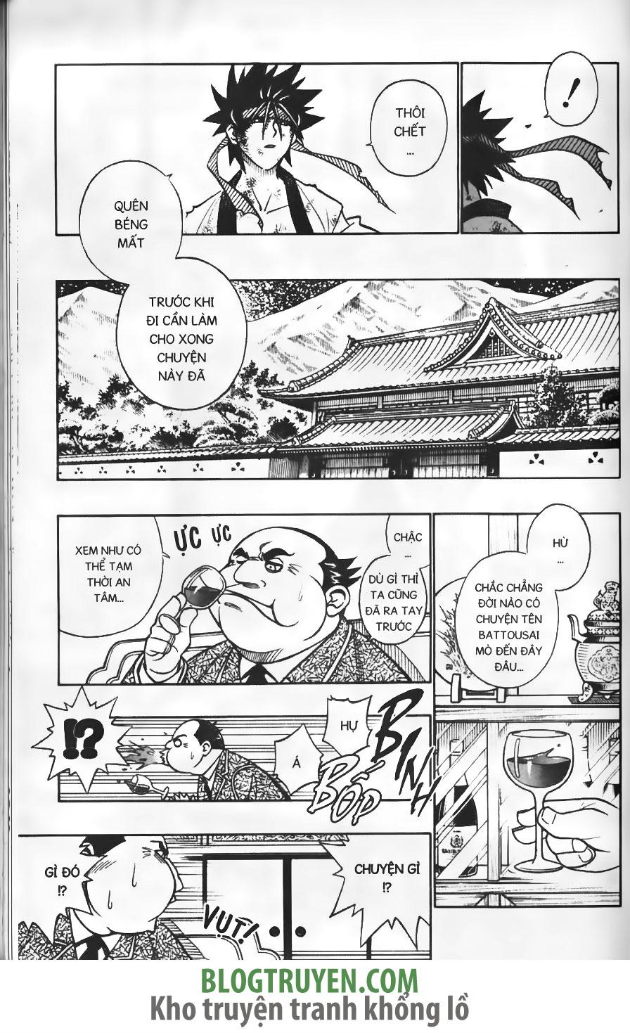 Rurouni Kenshin chap 234 trang 13