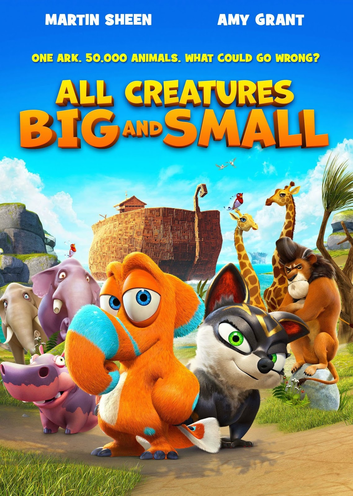 All Creatures Big and Small (2015) ก๊วนซ่าป่วนวันสิ้นโลก