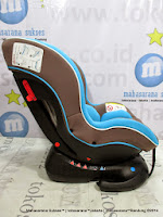 Cocolatte CL898 Group 0+ dan 1 (0 - 18kg) Convertible Baby Car Seat