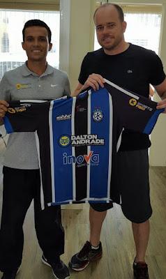Fisioterapia K Sports mantém parceria com o Grêmio Cachoeira