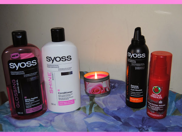 My Hair Products