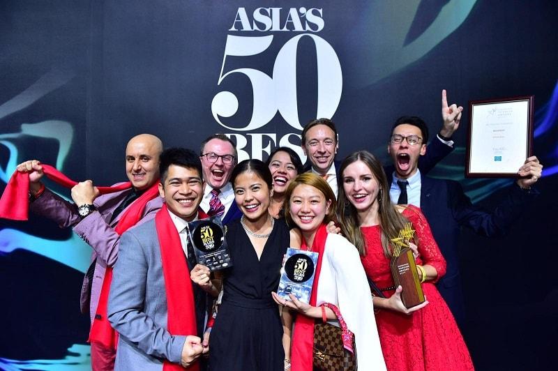 2019 Asia's 50 Best Bars