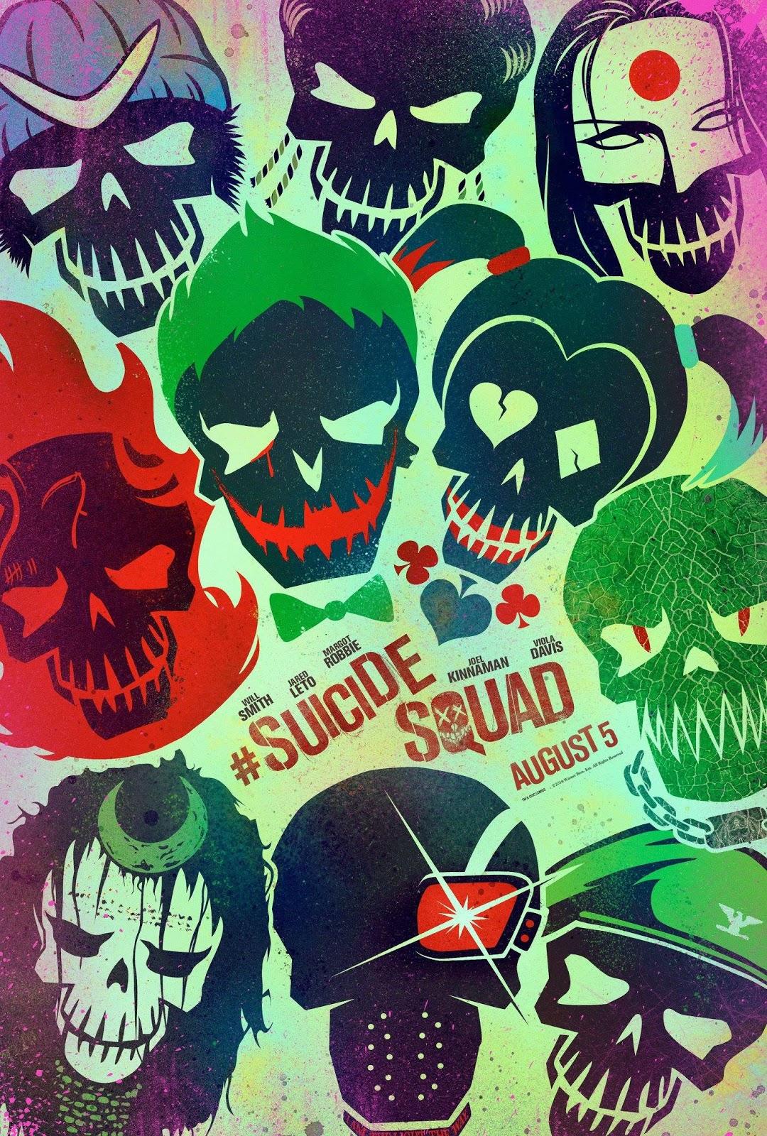 Review Filem Suicide Squad Review 2016