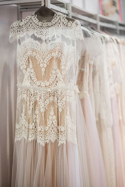 Florence Couture Lace Dress